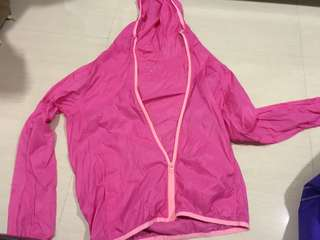 Bossini pink jacket