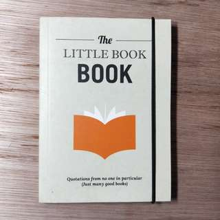 The Little Book Book