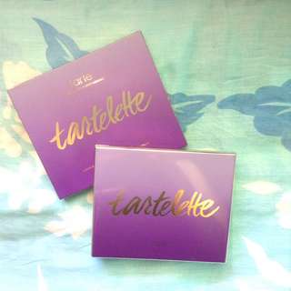 AUTHENTIC Tarte Amazonian Clay Palette