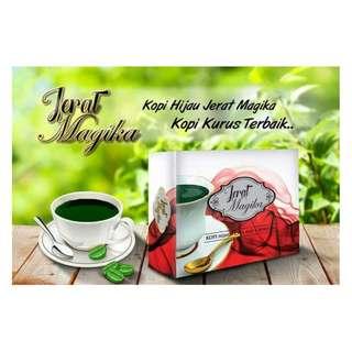 Jerat Magika Slimming Green Coffee