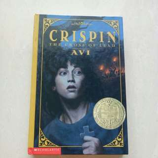 (Hardcover) Crispin the cross of lead by Avi
