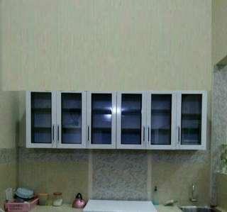 Kitchen Set Atas 6 Pintu
