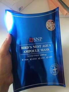 Masker SNP Bird Nest