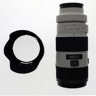Sony 70-200mm f/2.8 G SSM Lens
