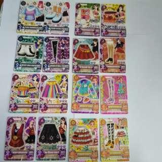 星夢學園卡(一set3元)