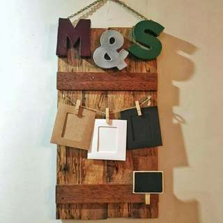 Personalized woodcrafts
