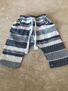 Hello flox pants for baby boy
