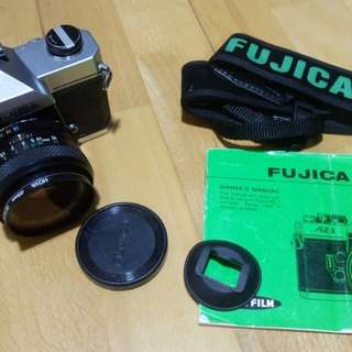 Fujica AZ-1 film antique camera