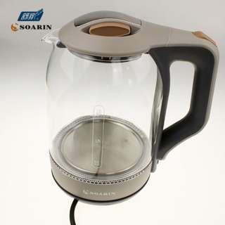 SOARIN water heater 1.8L glass body