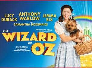 Wizard of oz tickets melbourne June 1st x 2