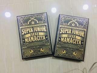 SEALED Super Junior Mamacita A Album