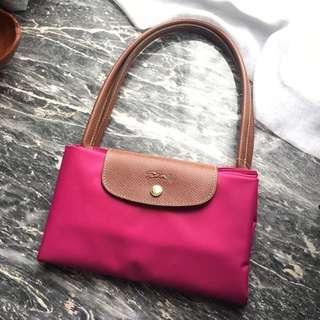 Longchamp 上膊袋