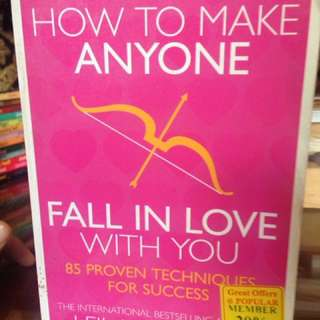 How to make anyone fall in love storybook