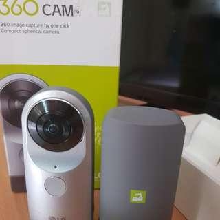 LG-R105 . 360° cam