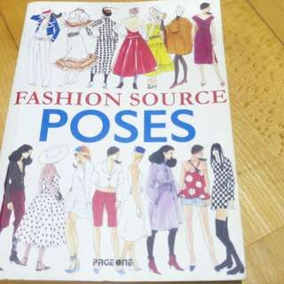 Fashion source - Poses