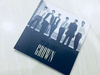 2PM Grown Album Pre-Love