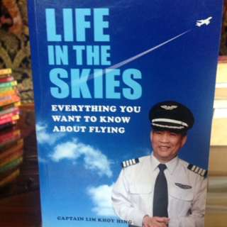 Life in the skies book