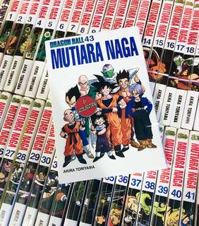 Ready Stock! New! Comic Mutiara Naga