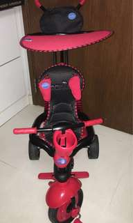 Original Smart Trike 4 in 1