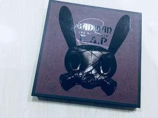 B.A.P Badman Album Member Autographed