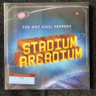 Red Hot Chili Peppers – Stadium Arcadium (Reissue Boxset 4 Vinyl)