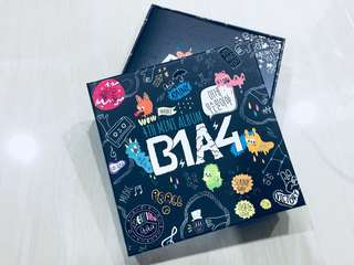B1A4 What's Happening Album Pre-Love