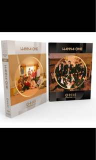(Ready stock) wanna one album