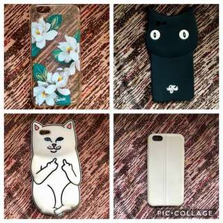 Sonix and Valfie cases iPhone 6/6S good condition