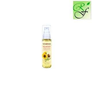 human nature - 100% natural smoothing hair serum