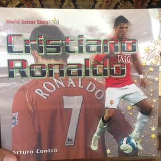 Christiano ronaldo book