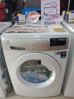 Electrolux front loading washer bisa kredit