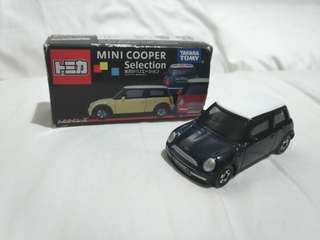 Mini Cooper Selection: Dark Blue