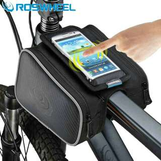 Roswheel Tas Sepeda Waterproof dengan Case Smartphone