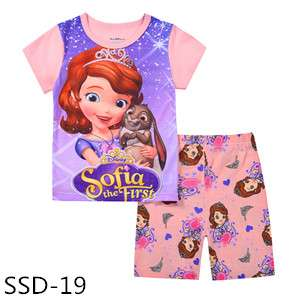 Sofia the first  T-Shirt set