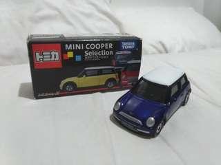 Mini Cooper Selection: Royal Blue