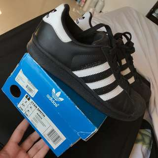 Adidas Superstar (Black) Authentic from 🇯🇵