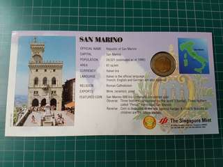 San Marino L.500