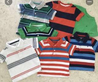 Authentic Tommy Hilfiger shirts