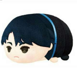 Yuri on ice seung gil mochimochi mascot plush