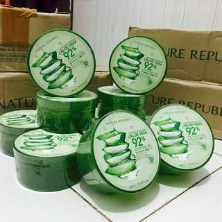 Nature Republic Aloe Vera Sooting gel 92%