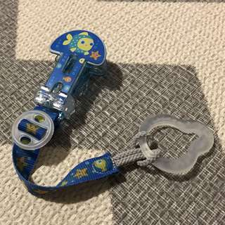 MAM pacifier clip includes delivery