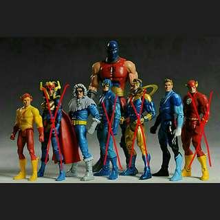 DC Universe Atom Smasher Wave
