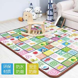 Play and Crawl Toddler Play Mat