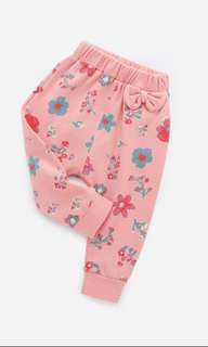 Brand New sweet floral good quality pants