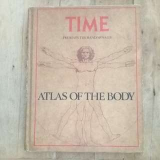 Time Atlas of the Body