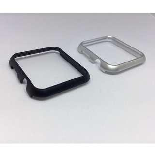 Apple Watch 金屬保護殼 黑色 銀色 Apple Watch Case 38mm 42mm!!!!