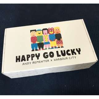Andy Rementer x Harbour City 海港城Happy Go Lucky 2016限量版月歷