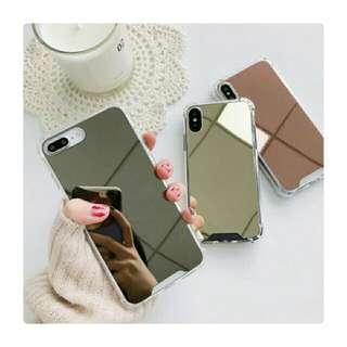 Iphone 6s/7+/8 鏡面手機軟殼