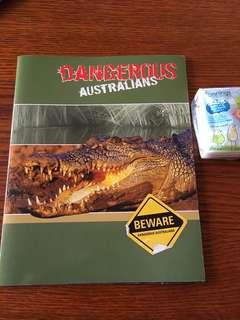澳洲動物郵票
