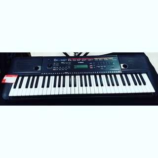 Kredit Yamaha Keyboard PSRE263 + Adaptor, Proses 3 Menit Tanpa Kartu Kredit!!